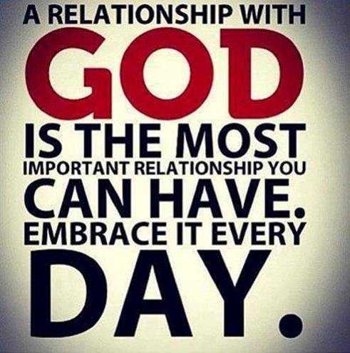 religion vs relationship with god