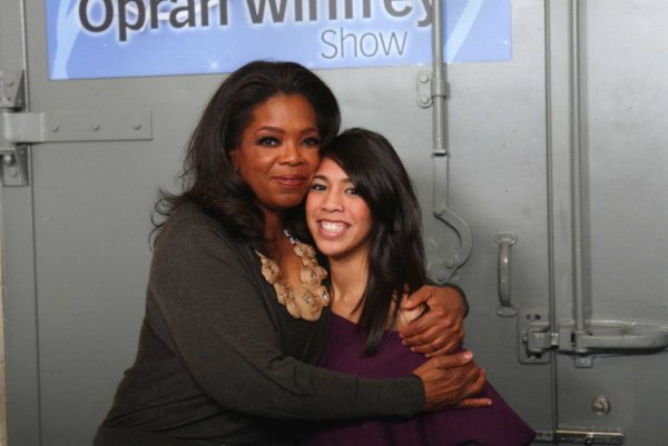 Oprah Jen DeLeon Interview
